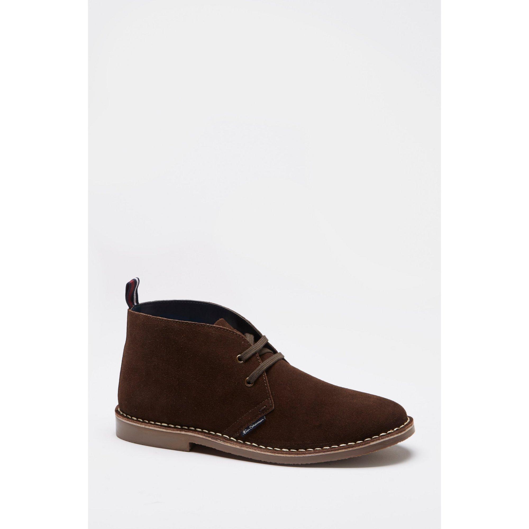 Image of Ben Sherman Hunt Chukka Boots