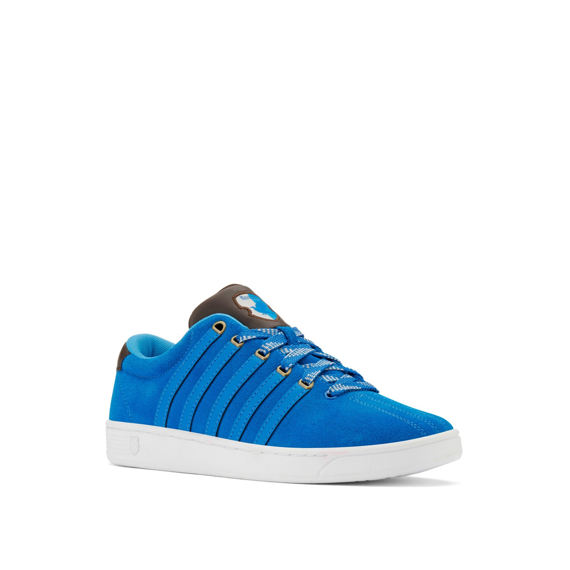 Image of K-Swiss x Harry Potter Court Pro Ravenclaw Trainers