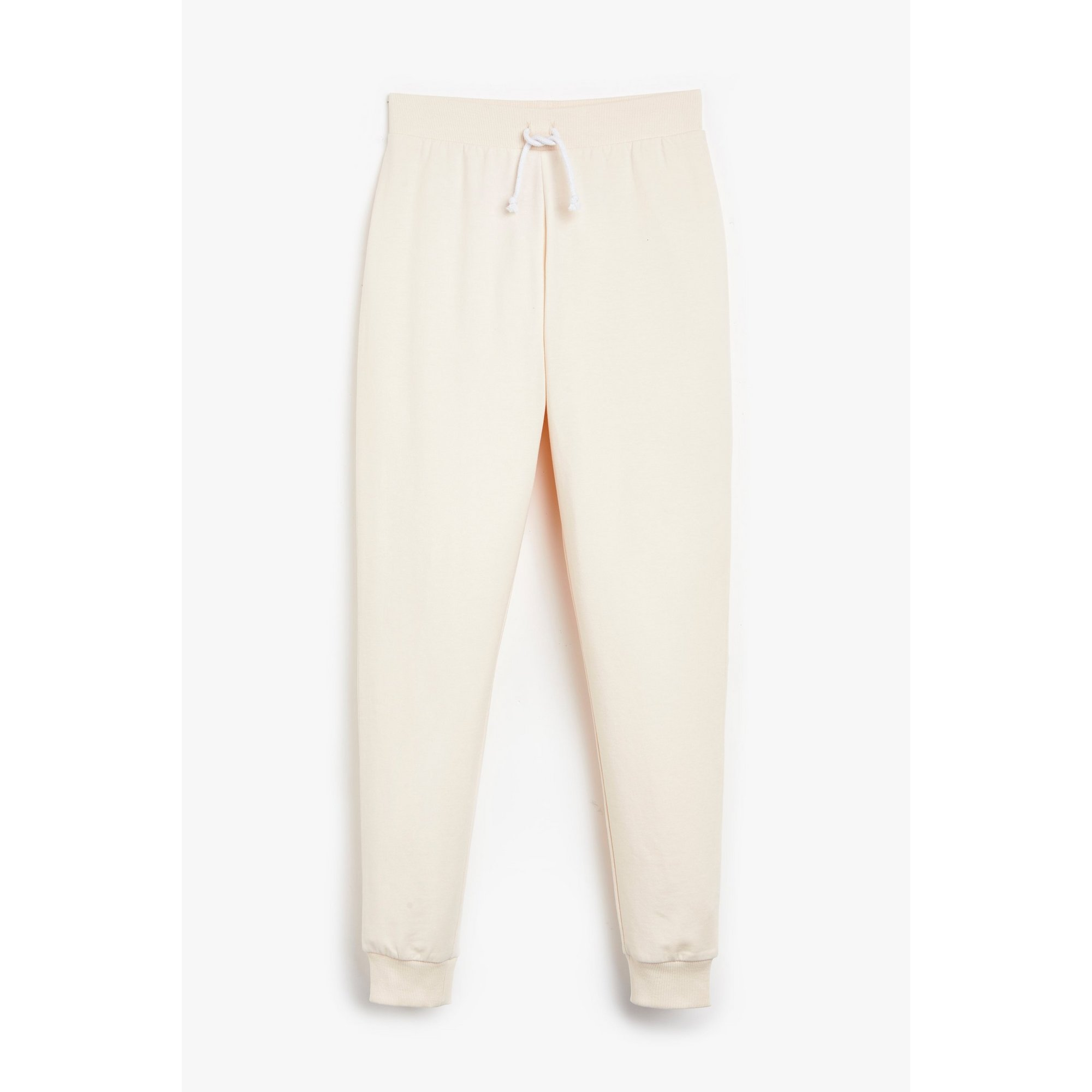 Image of Girls Beige Joggers