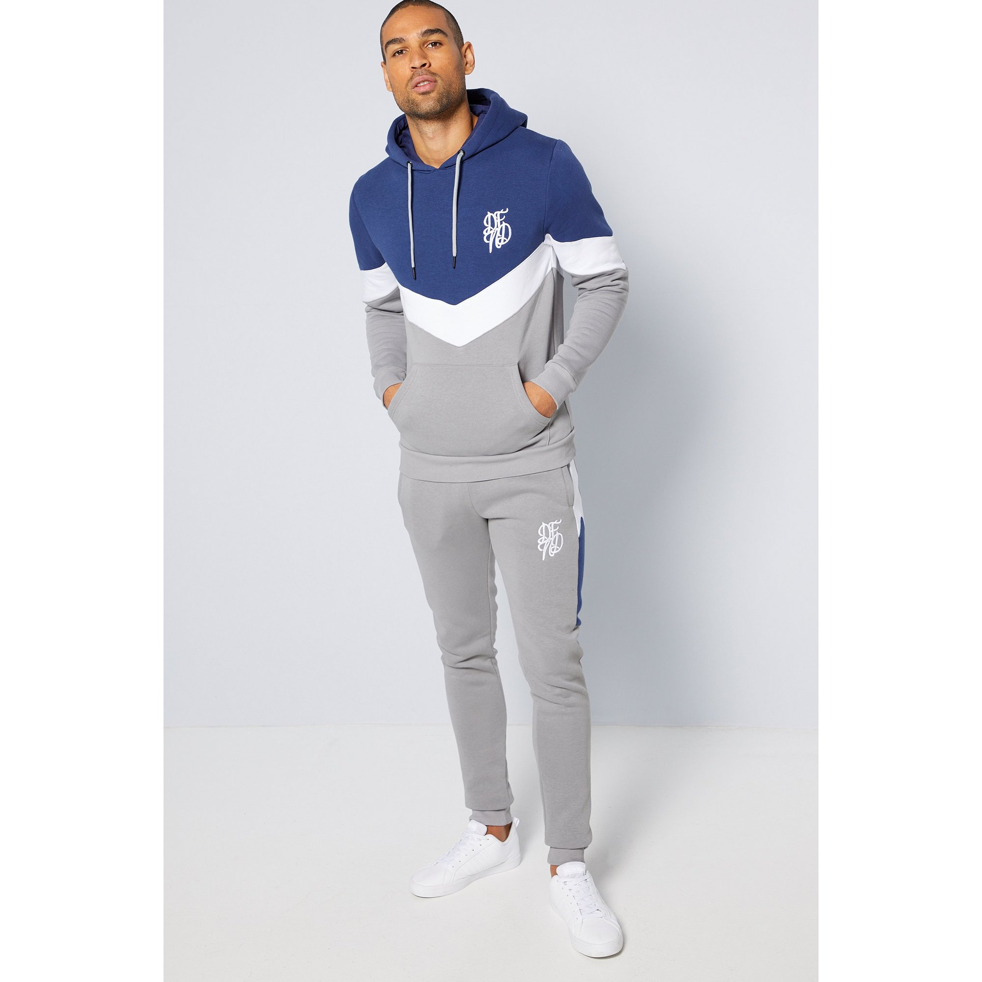 Image of DFND Chevron Tracksuit