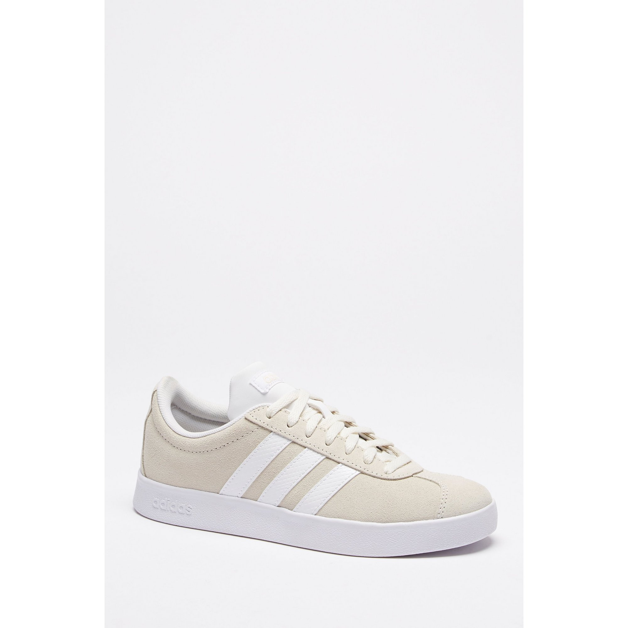 Image of adidas VL Court 2.0 Suede Trainers