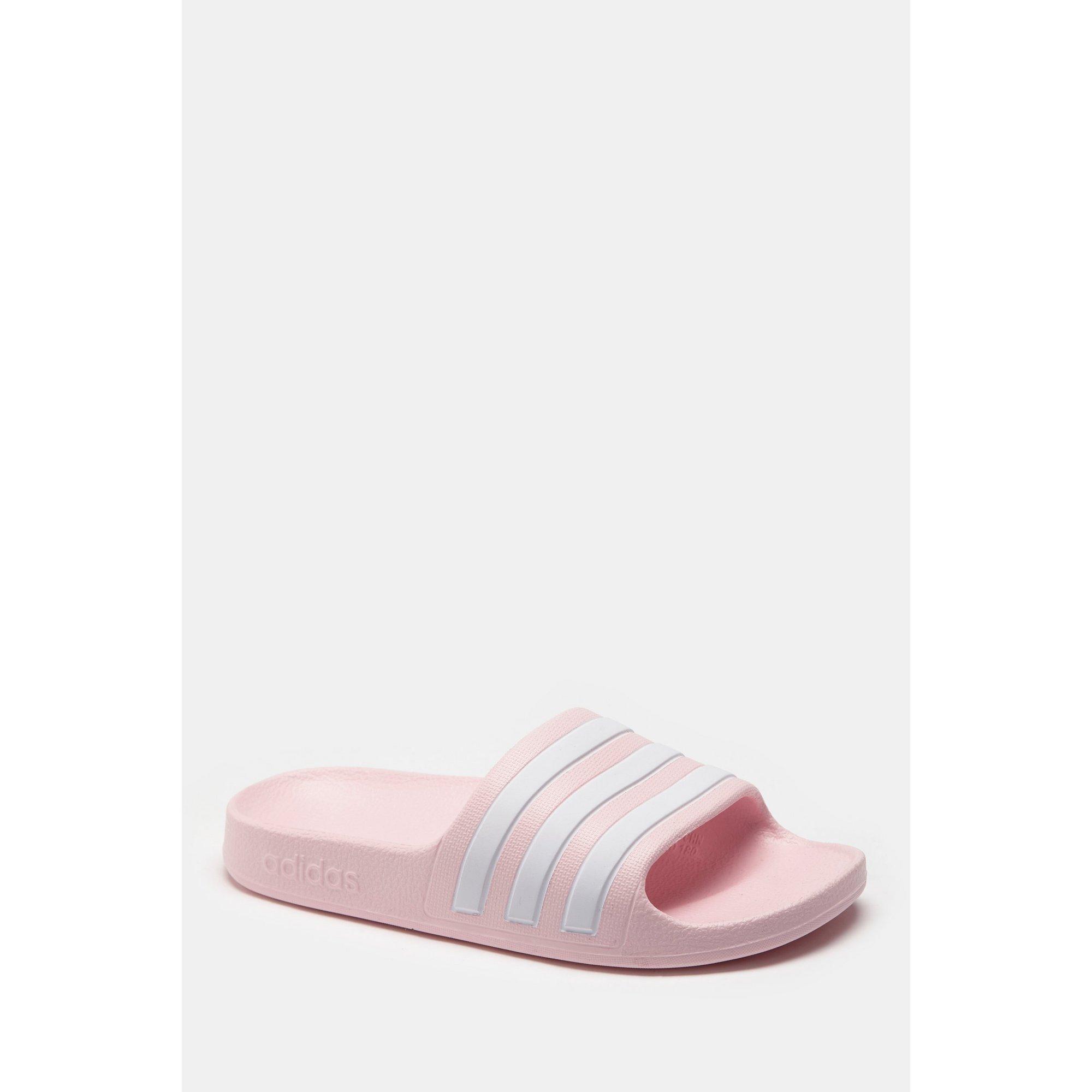 Image of adidas Adilette Aqua Pink Sliders