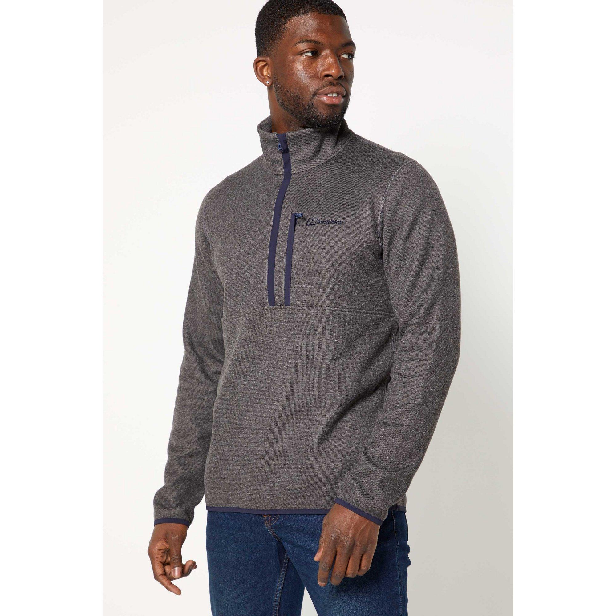 Image of Berghaus 1/2 Zip Grey Jacket
