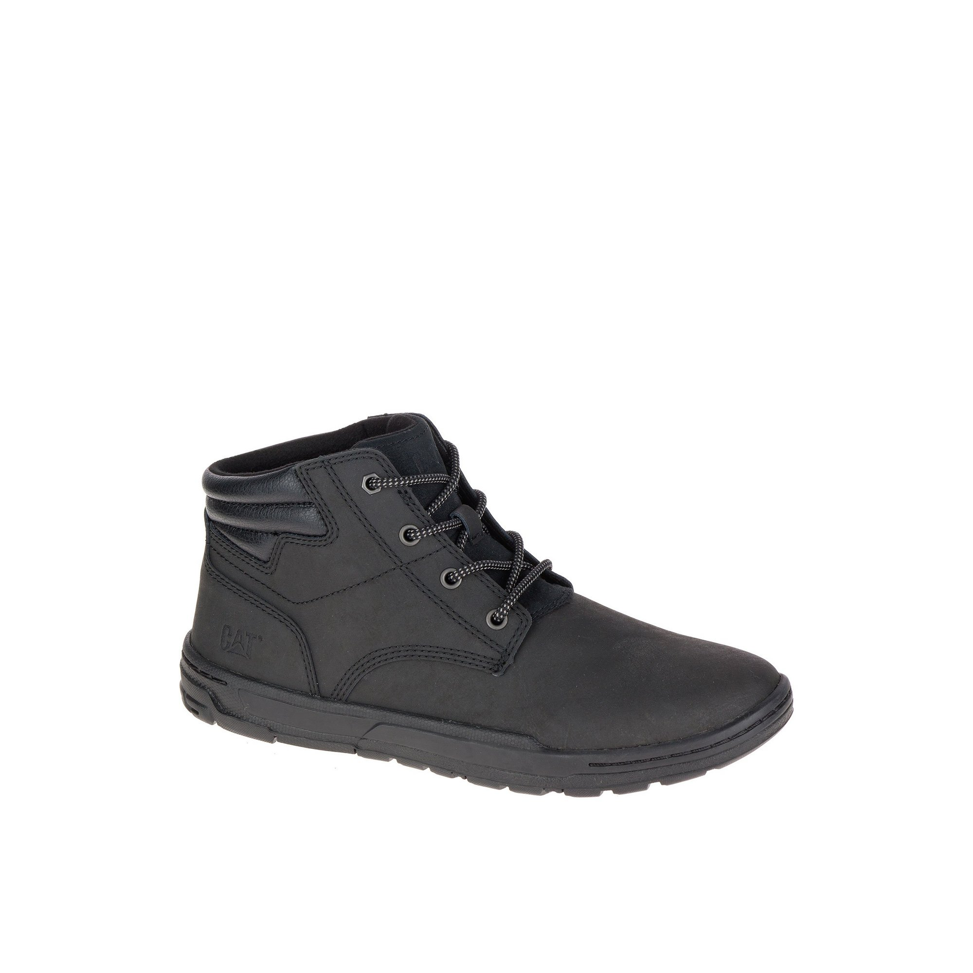 Image of Caterpillar Creedence Suede Black Boots