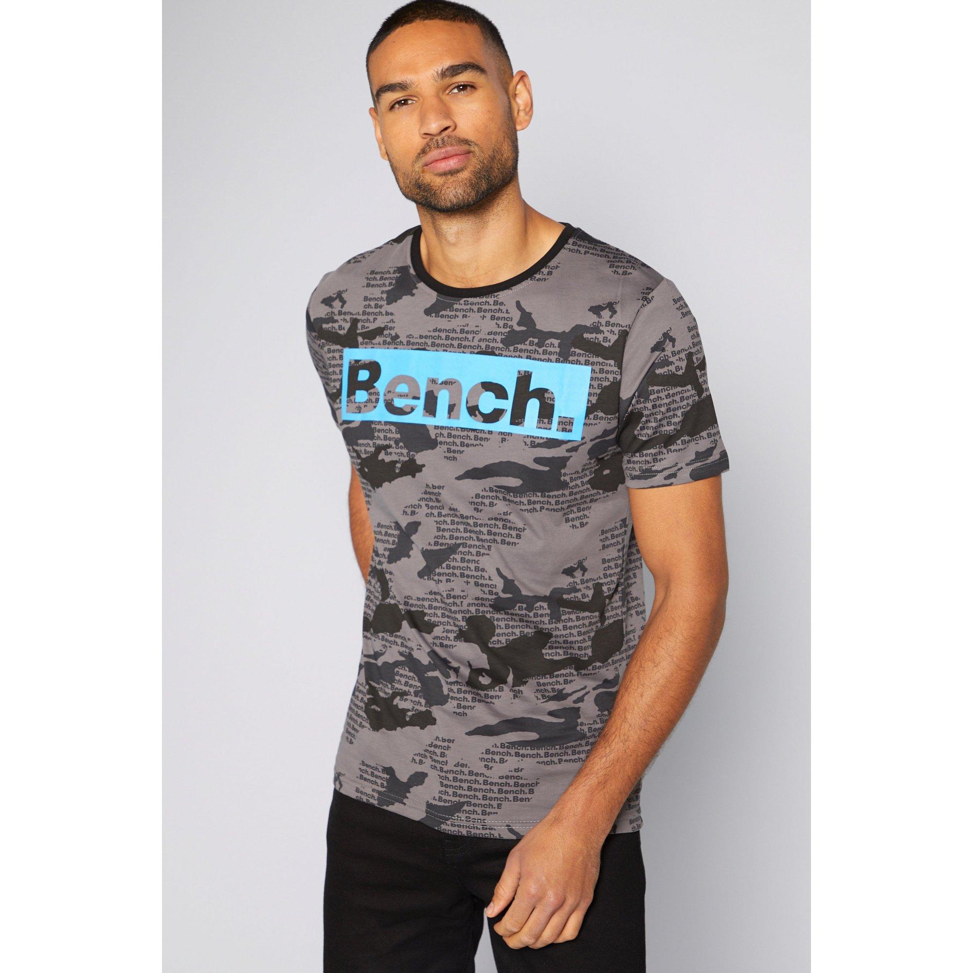 Image of Bench Black Camo T-Shirt