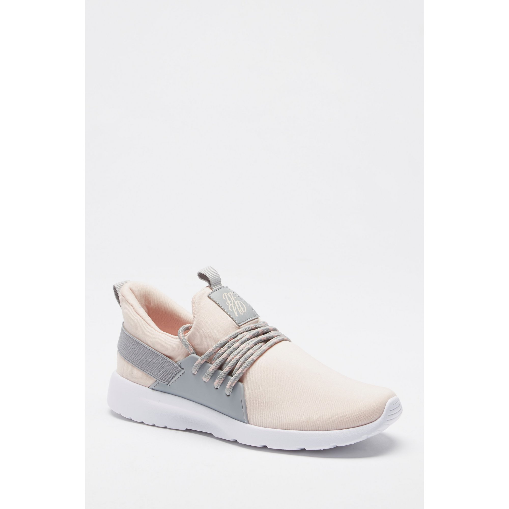 Image of DFND Slip-On Blush Trainers
