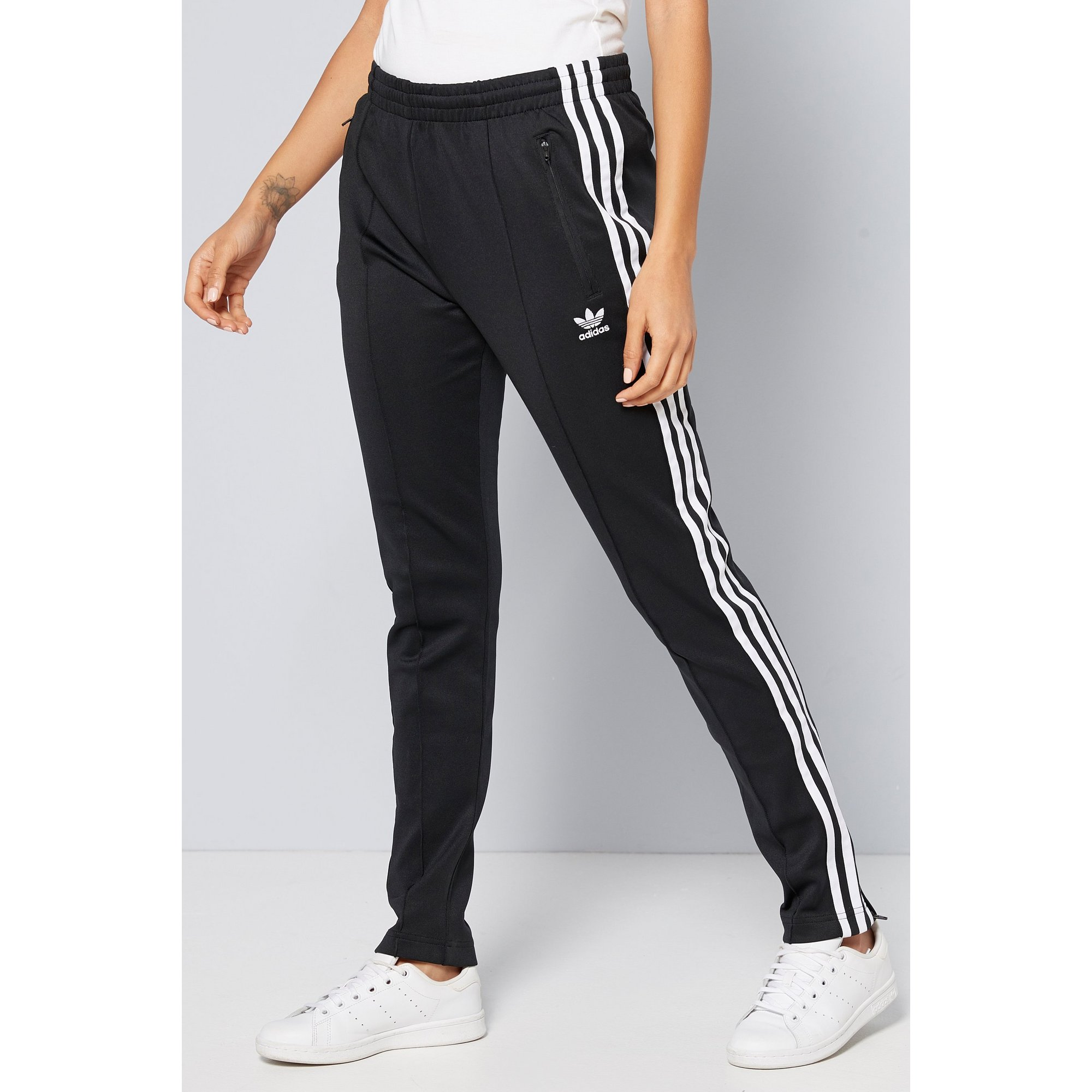 Image of adidas Originals SST Black Track Pants