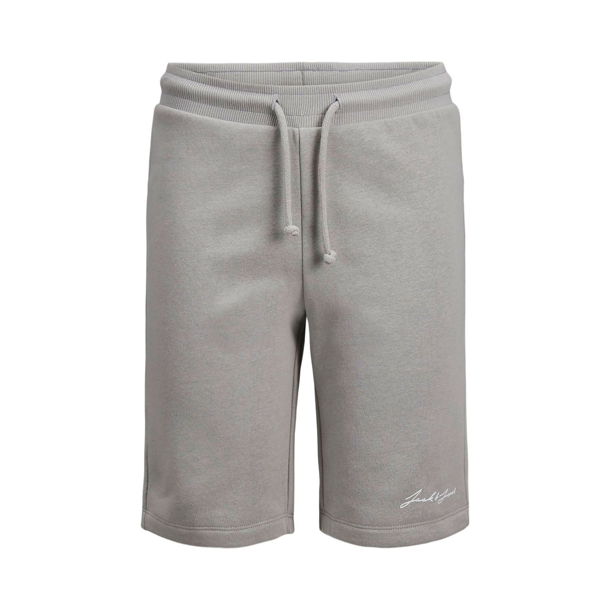 Image of Boys Jack and Jones Grey Shorts