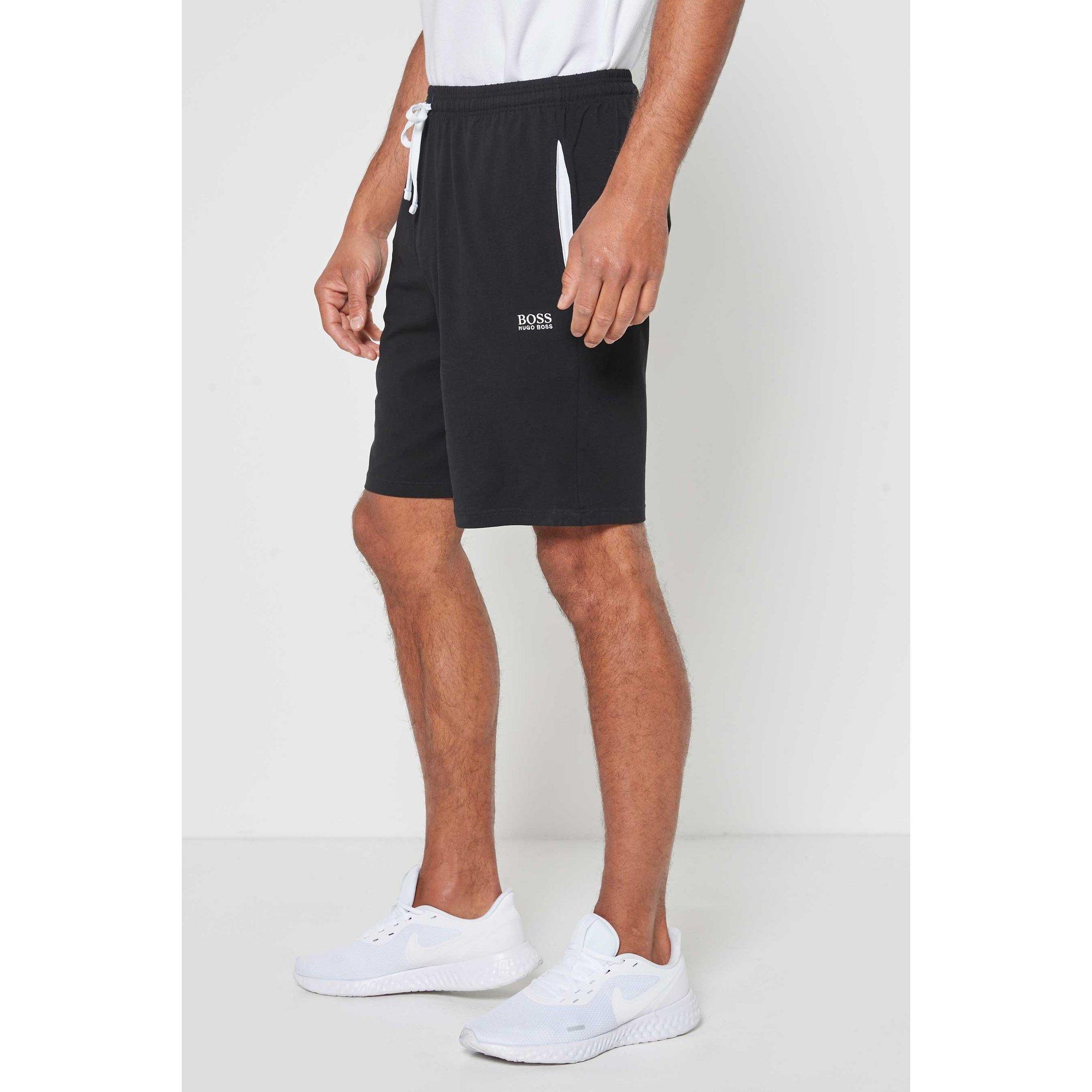 Image of Hugo Boss Black Sweat Shorts