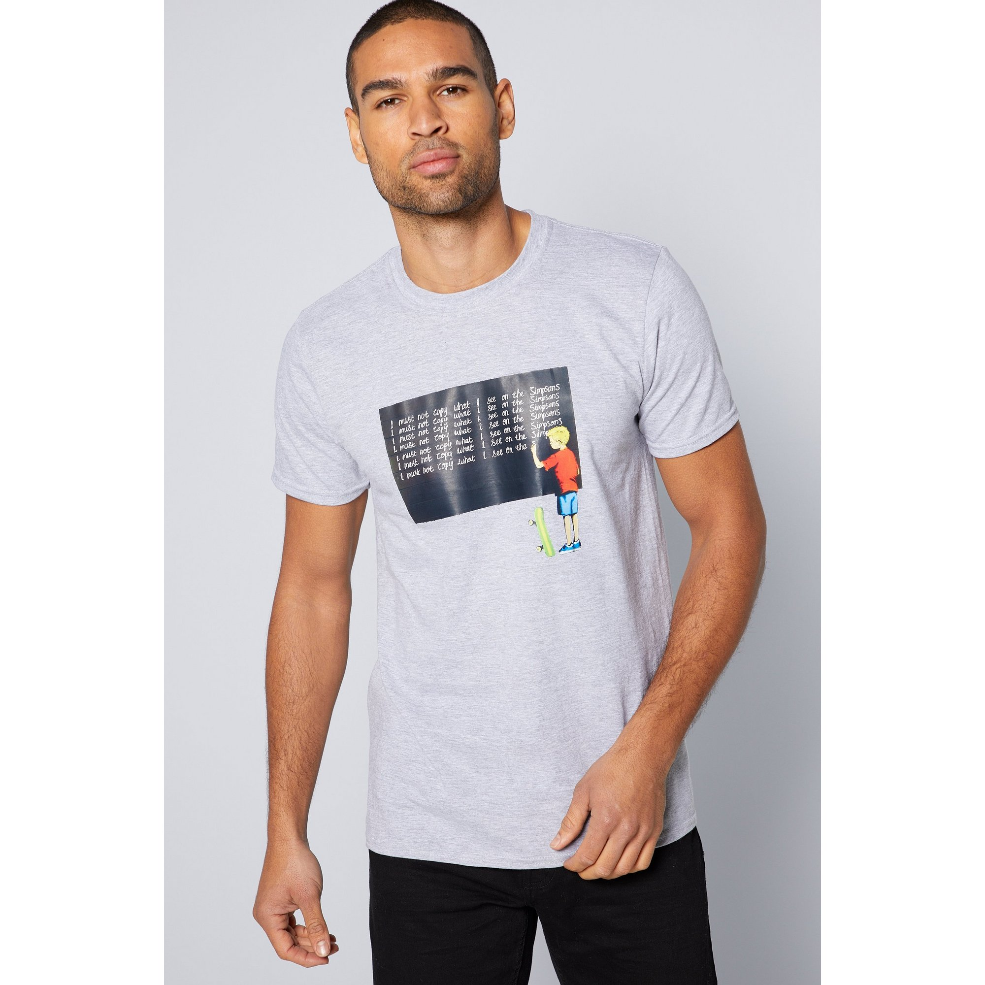 Image of Simpsons Board T-Shirt