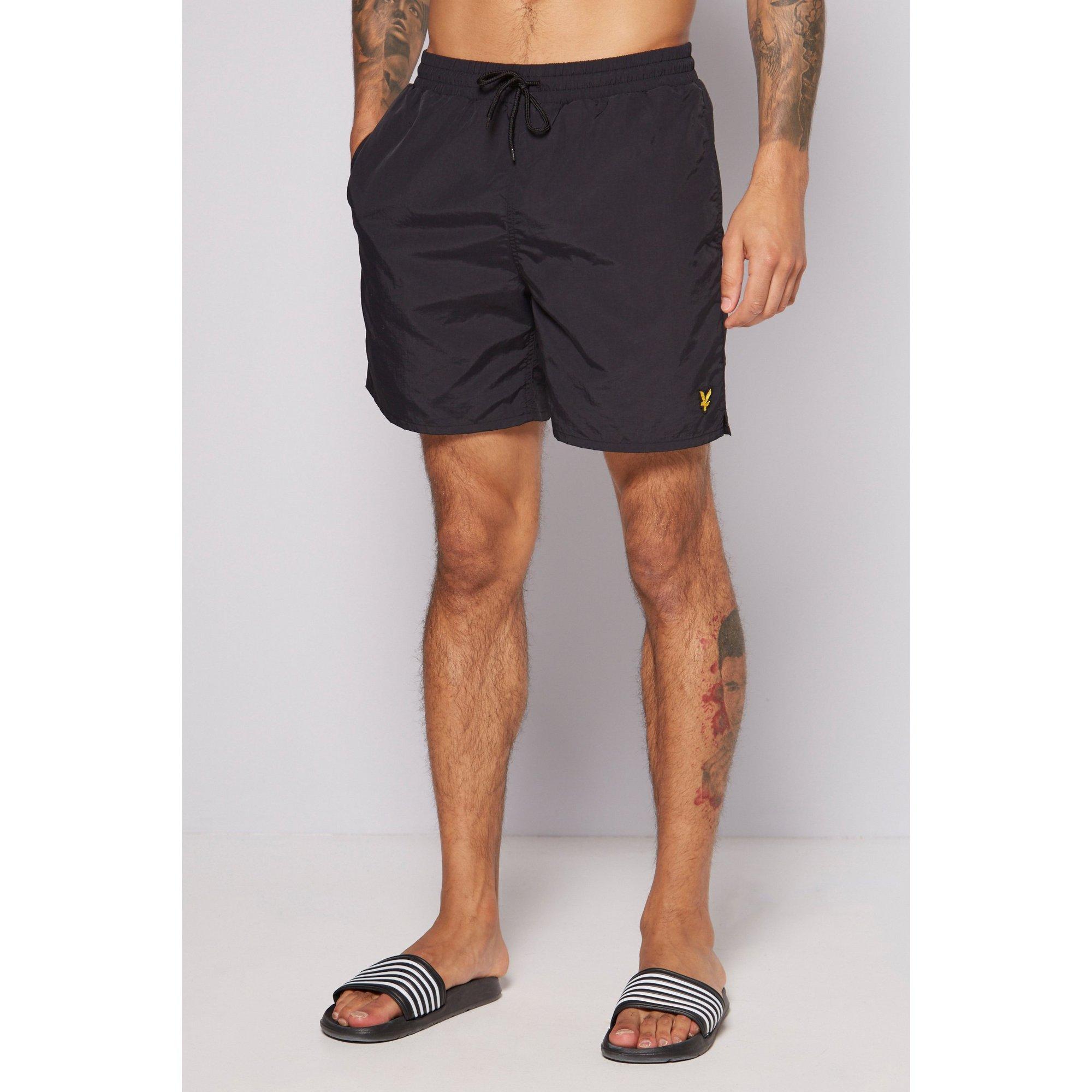 Image of Lyle and Scott Black Swim Shorts