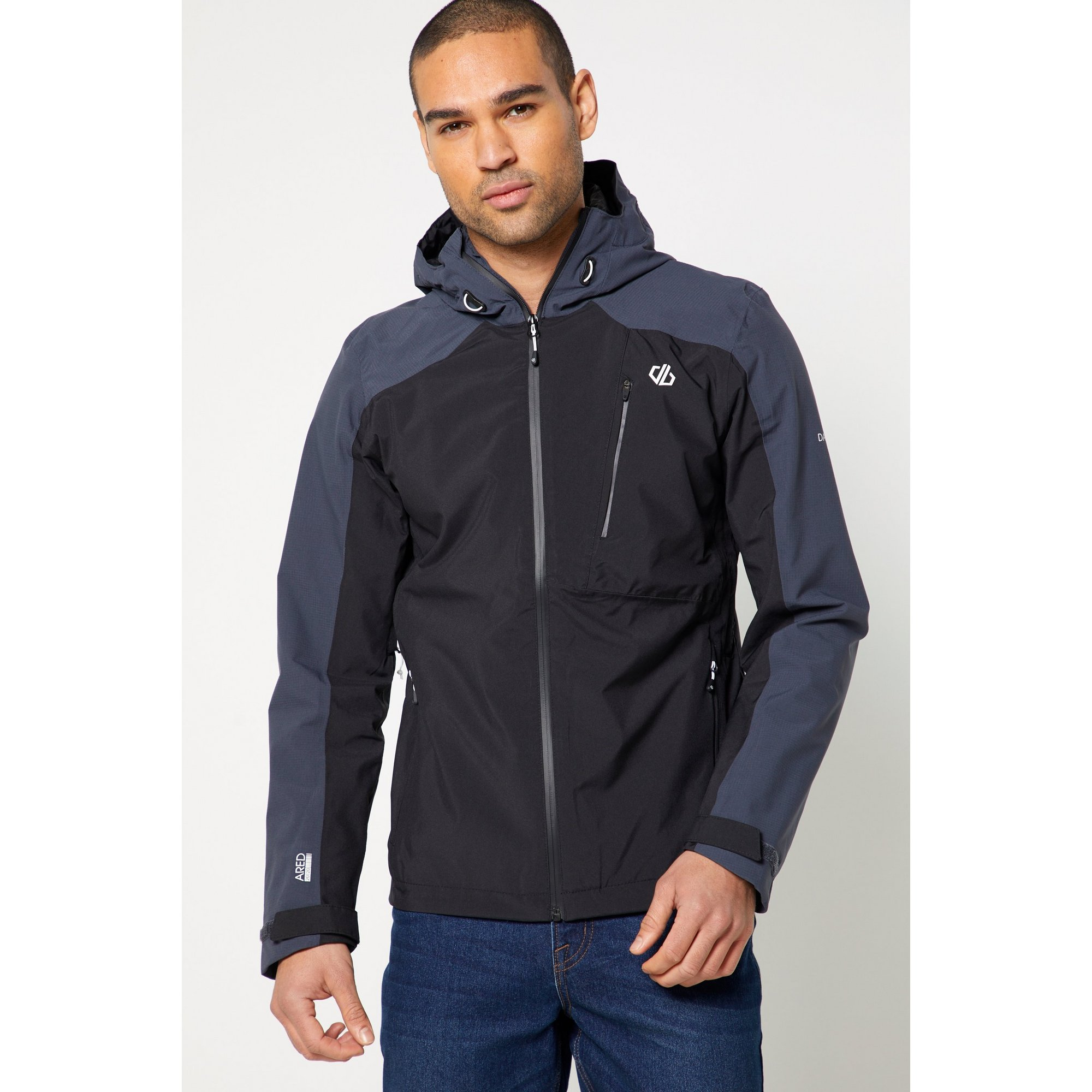 Image of Dare 2B Diluent III Black Jacket