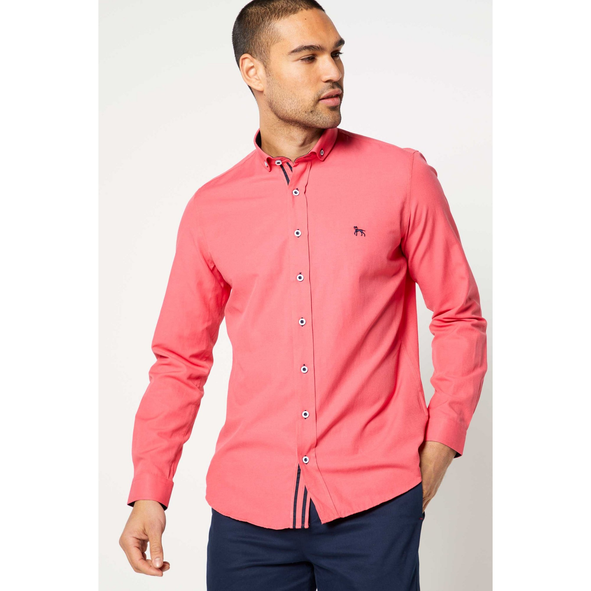 Image of Bewley and Ritch Aland B Long Sleeve Shirt