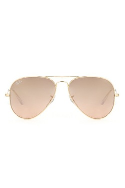 Ray-Ban Aviator - Gold/Pink