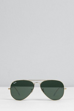 Ray-Ban Aviator - Gold/Green
