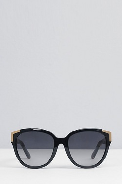 Chloe Metal Detail Sunglasses