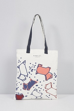 Radley Speckle Dog Tote