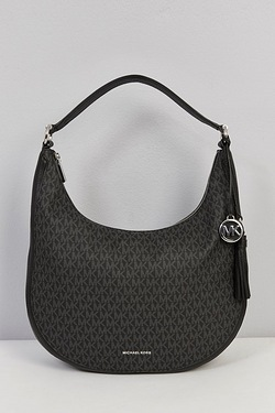 Michael Kors Signature Lydia Hobo Bag