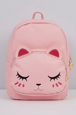 Cat Face Backpack