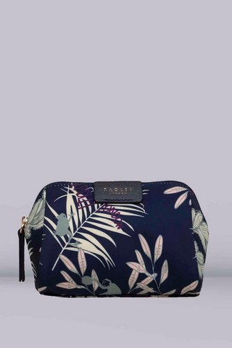 08477f0b53 Image for Radley Longleat Palms Small Zip Top Pouch from studio