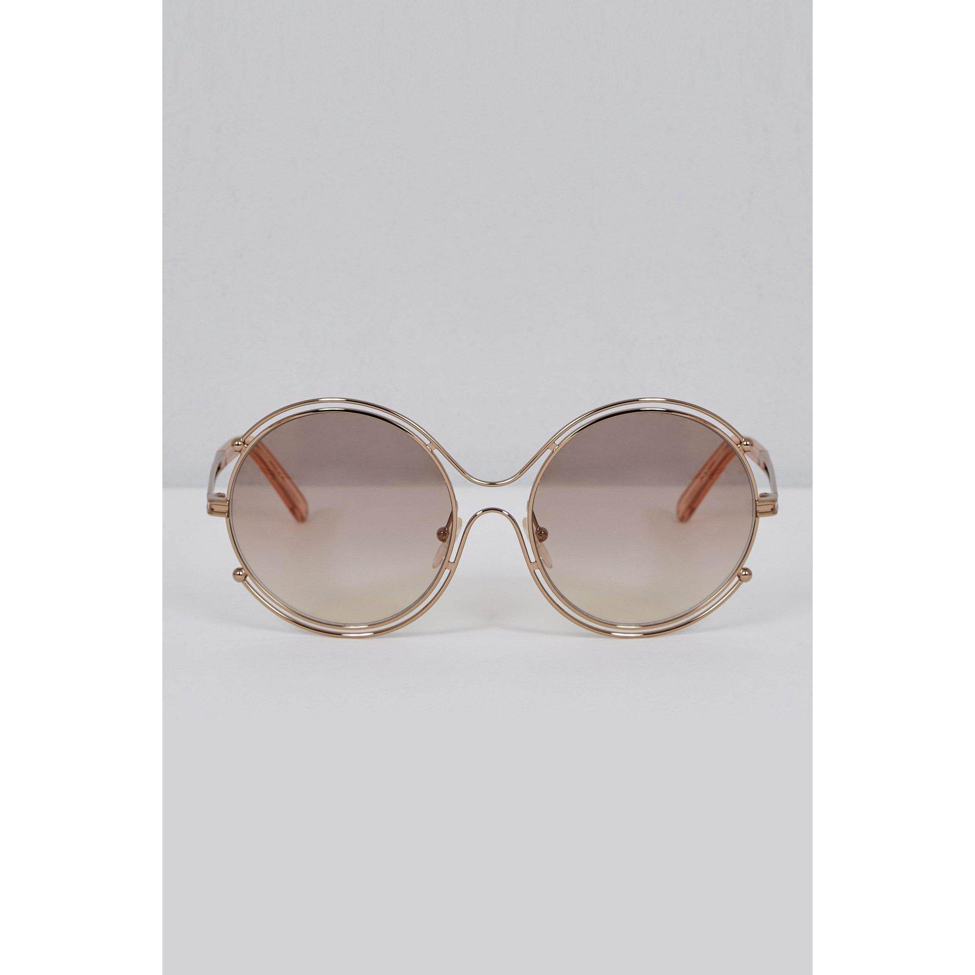 Image of Chloe Isidora Oversized Sunglasses