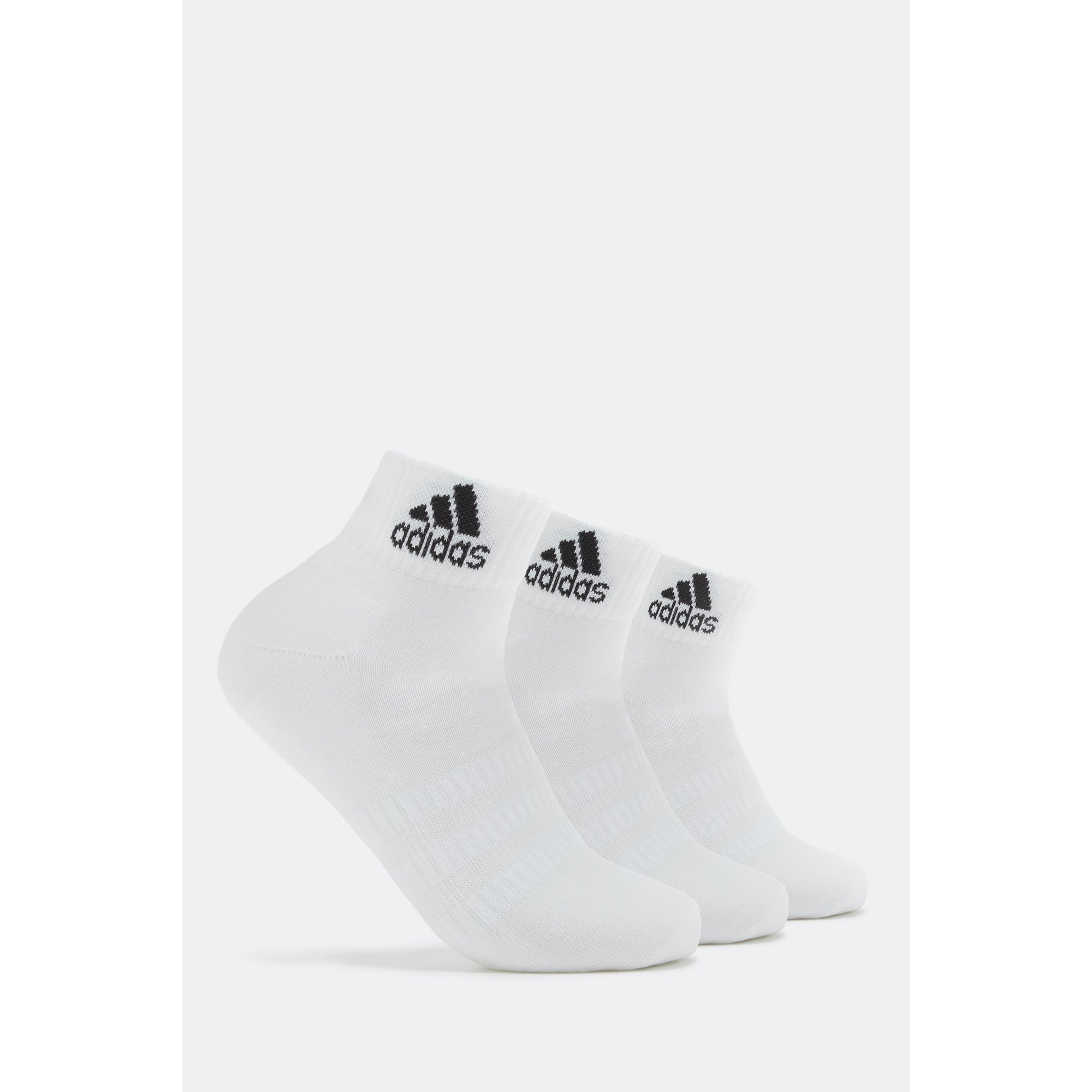 Image of adidas Pack of 3 Ankle Socks