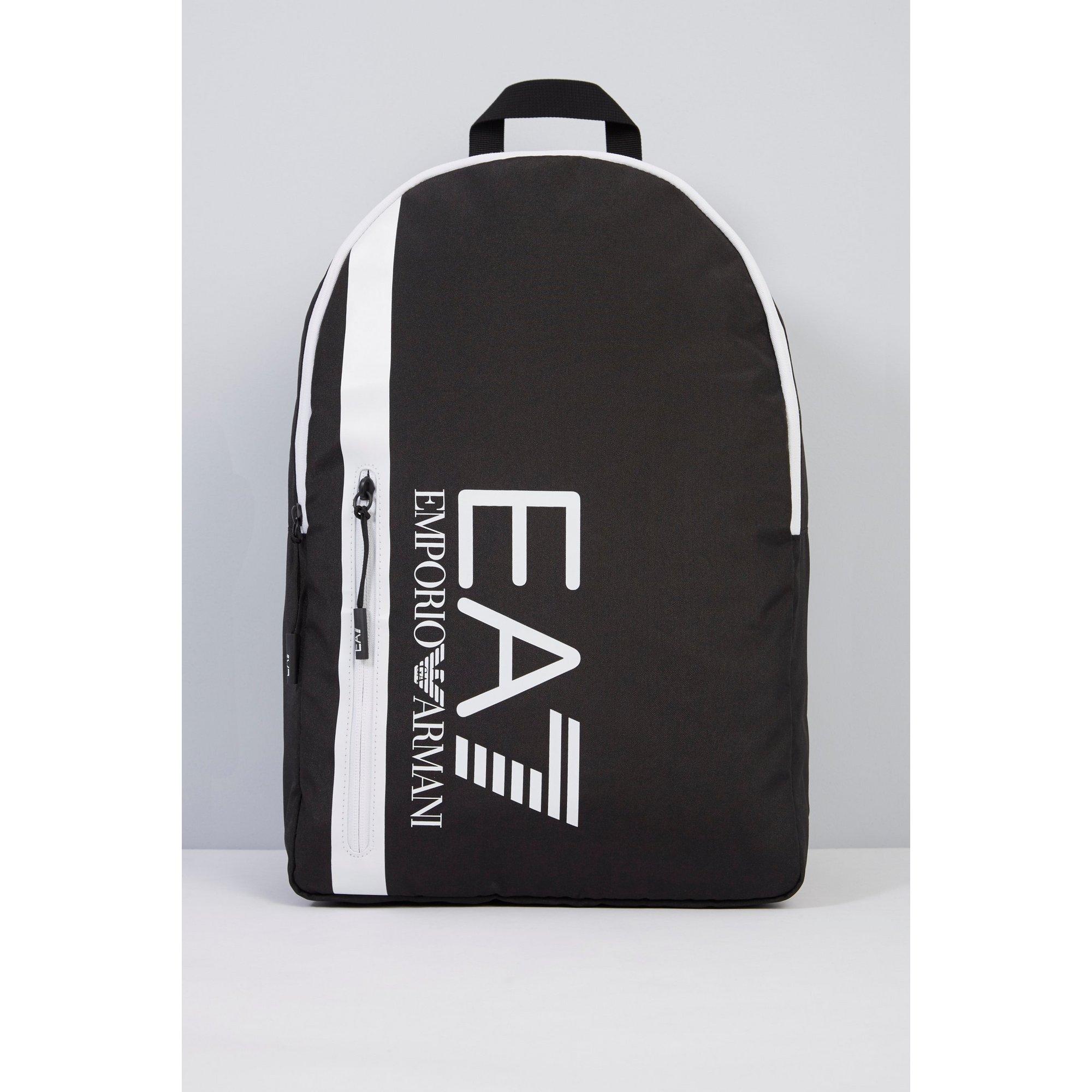 Image of EA7 Core Black Backpack