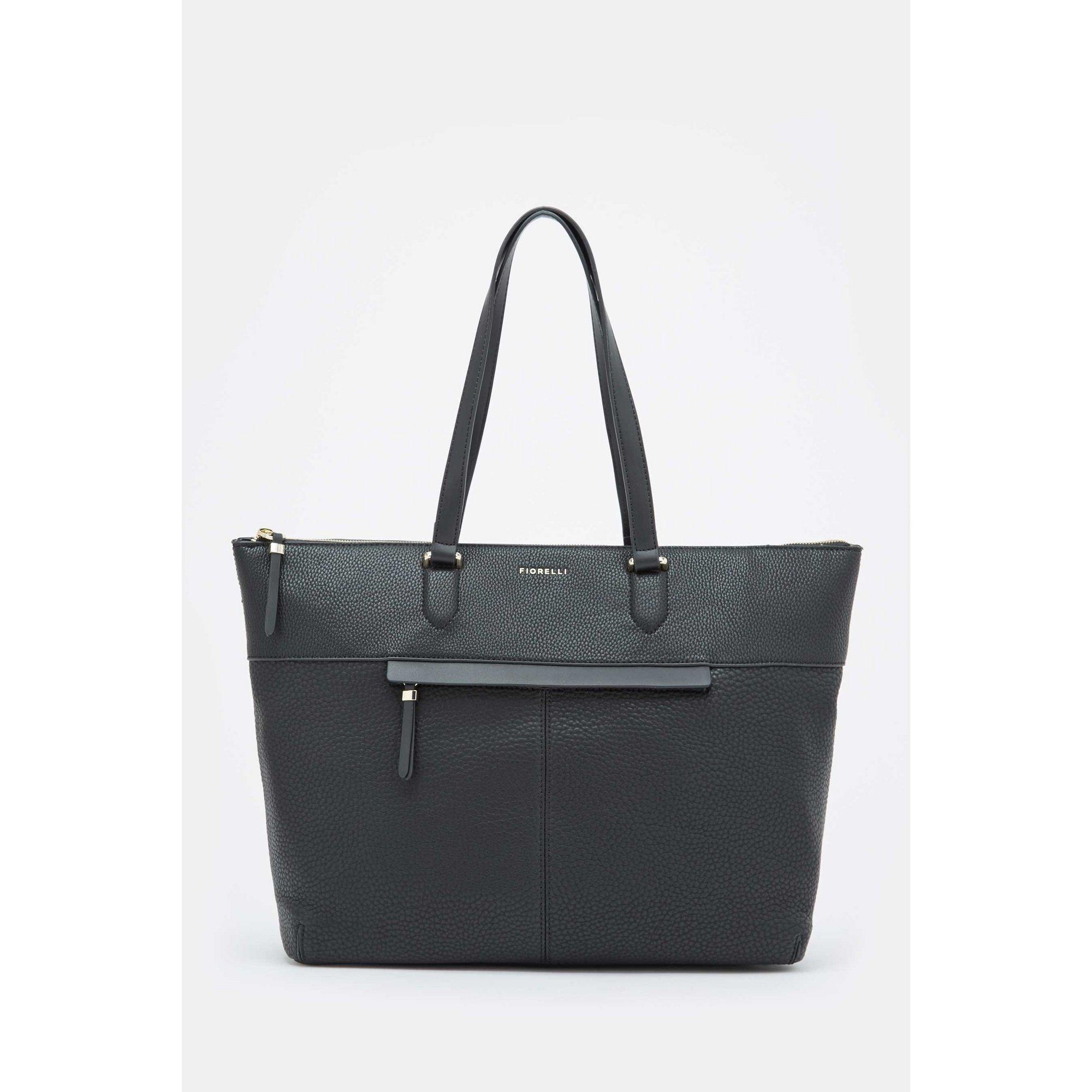 Image of Black Fiorelli Chelsea Tote Bag
