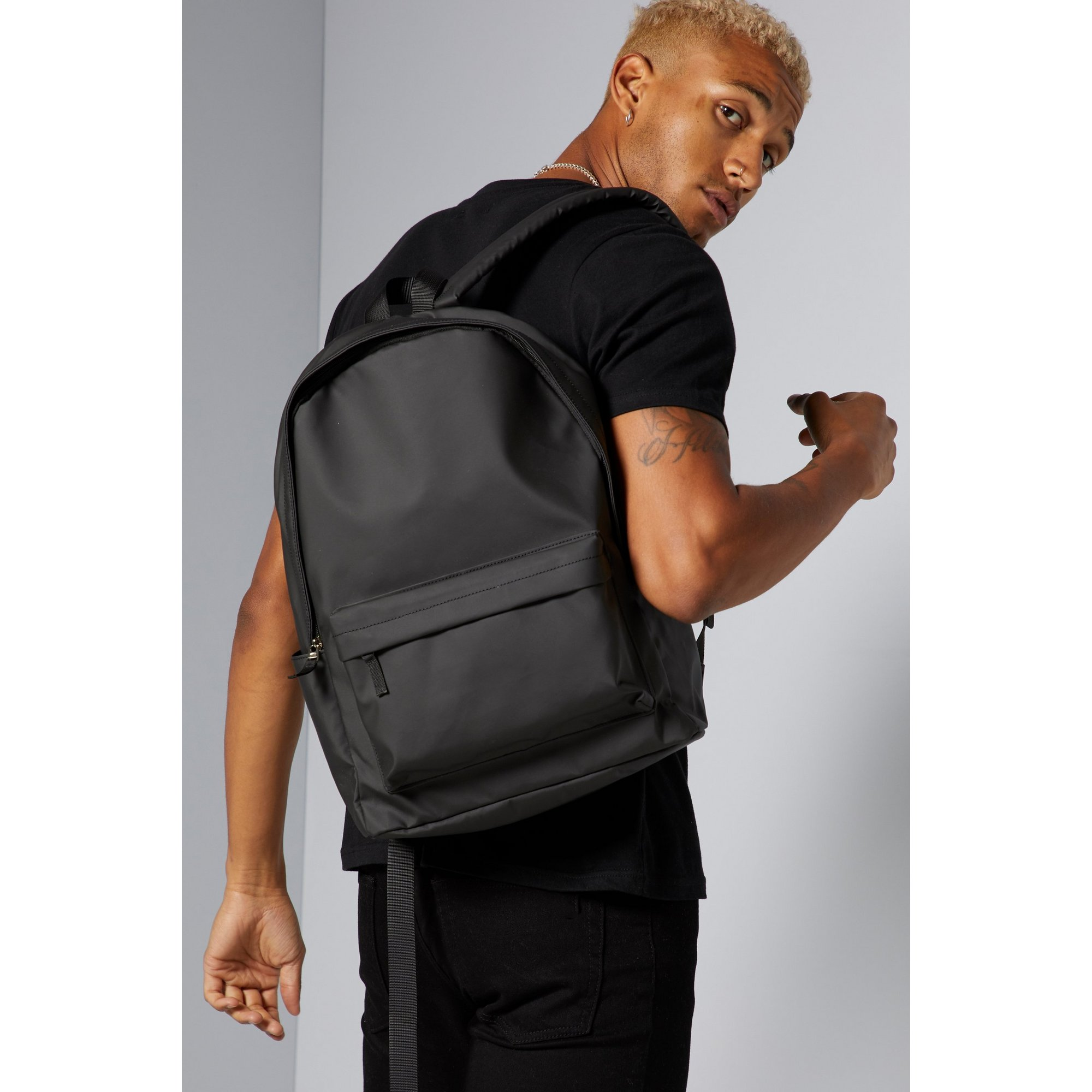 Image of Black Core Backpack