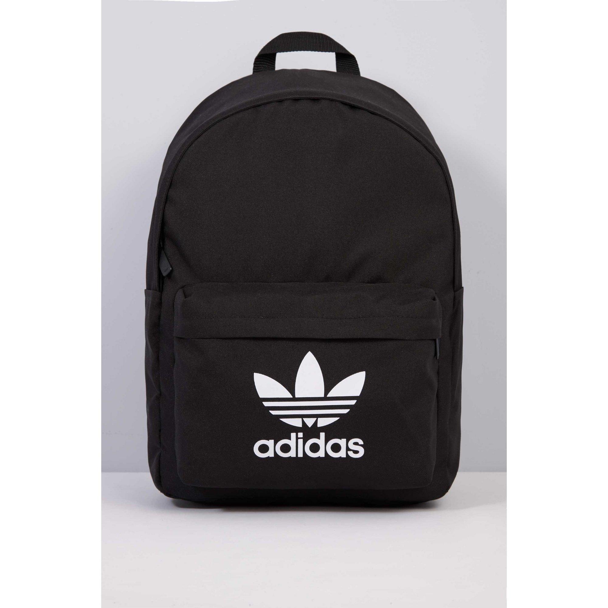 Image of adidas Originals Trefoil Classic Black Backpack