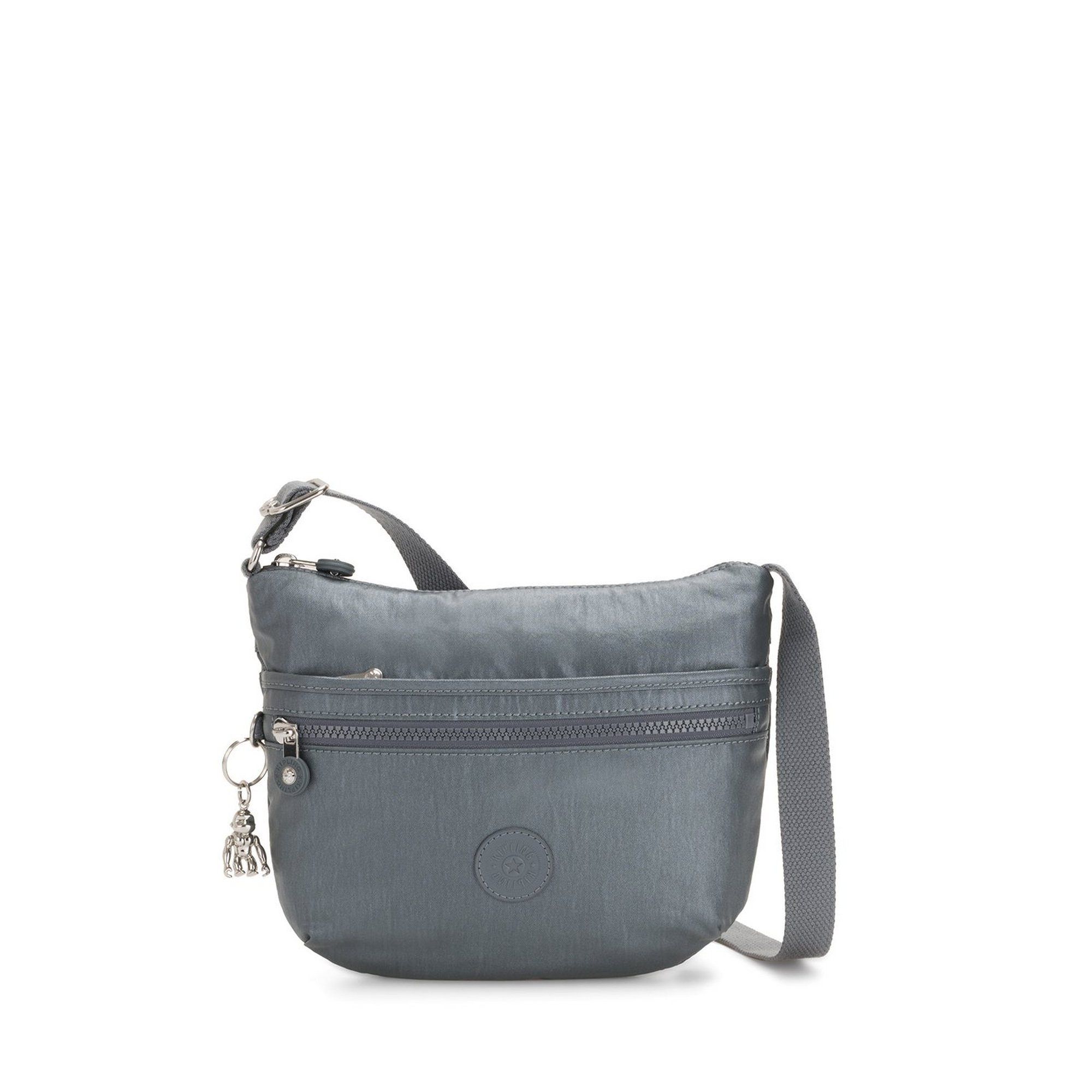 Image of Kipling Arto Cross Body Grey Bag