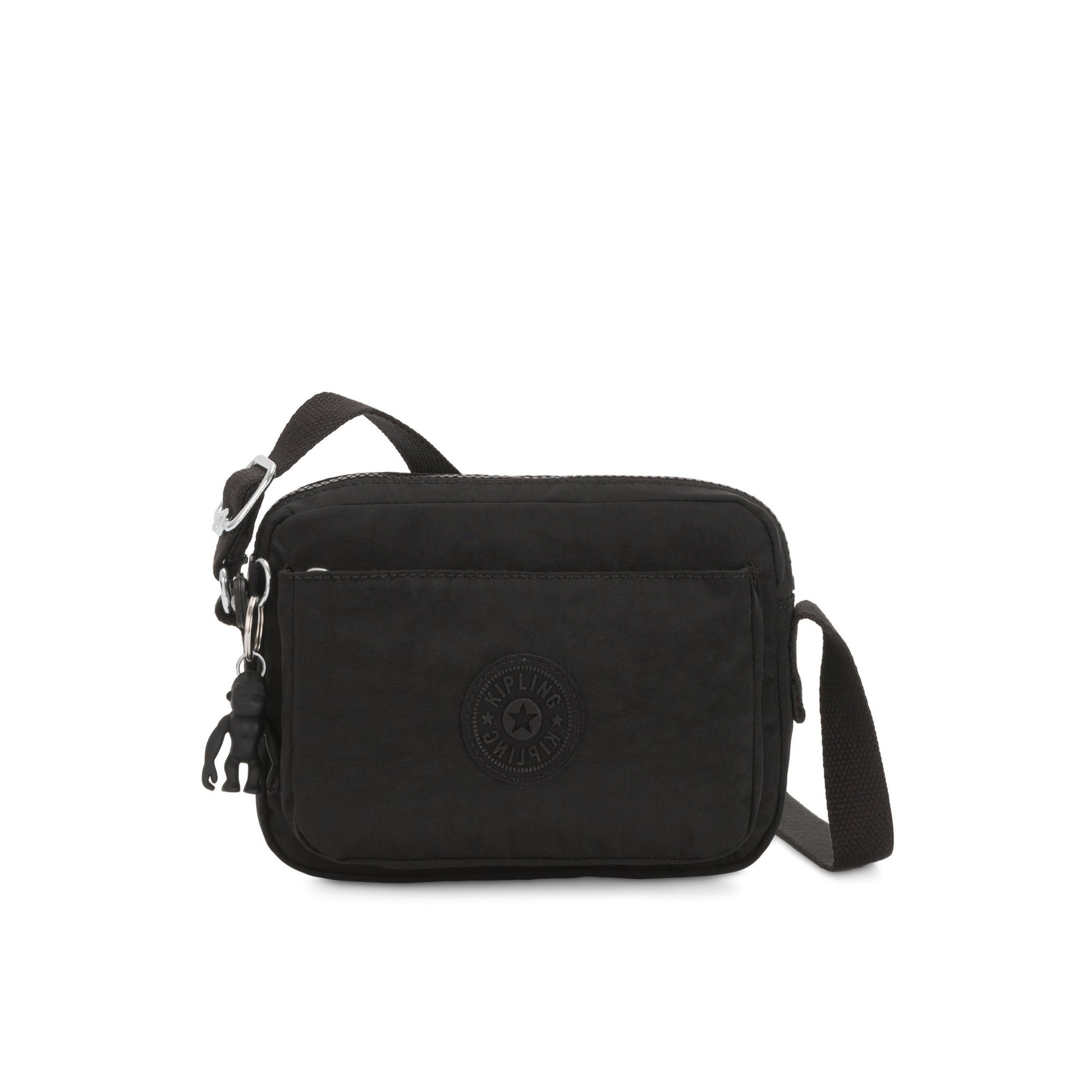 Image of Kipling Abanu M Black Cross Body Bag