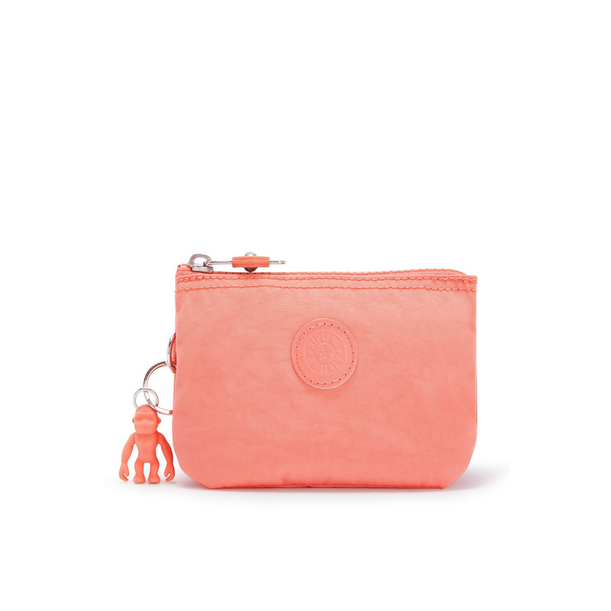 Image of Kipling Creativity Fresh Coral Purse