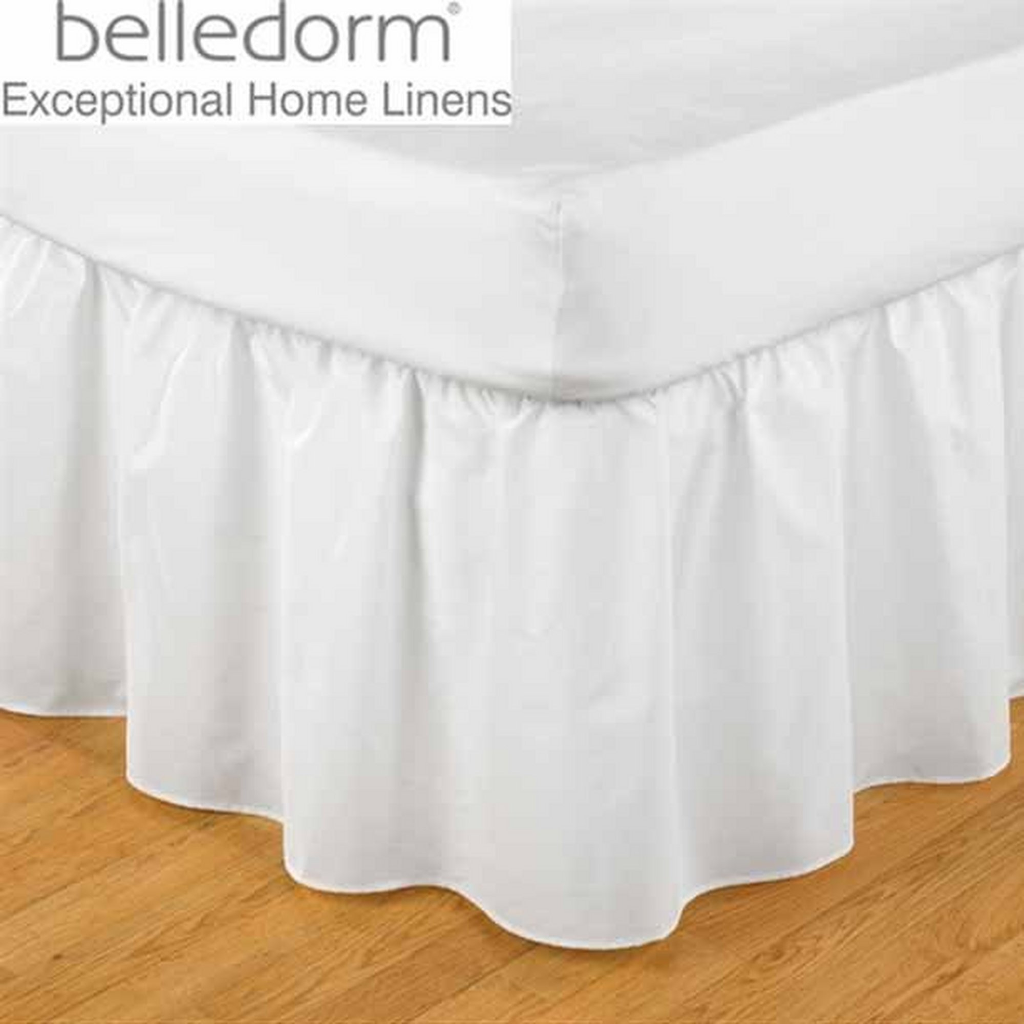 Image of Belledorm Easy Fit Frill Valance