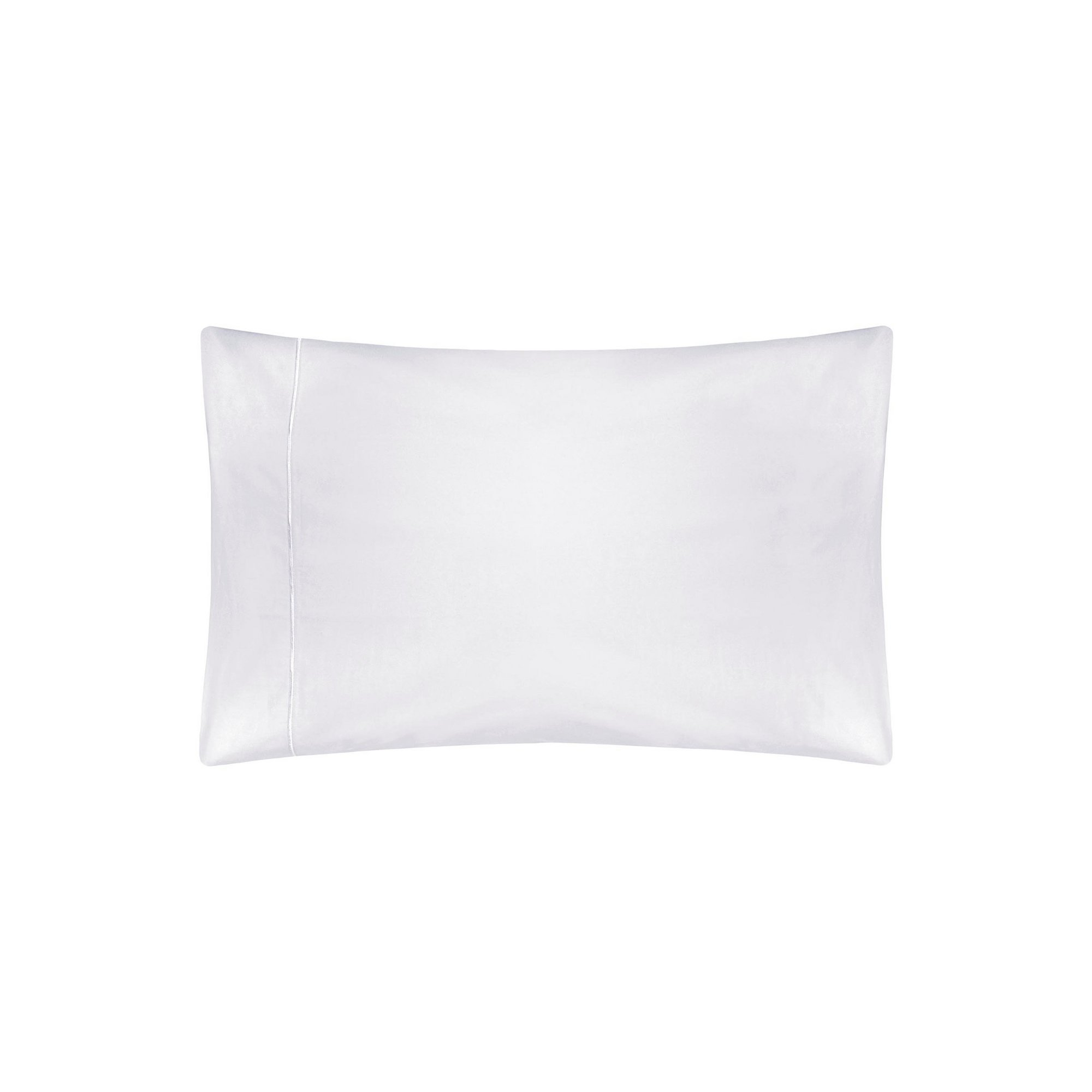 Image of Belledorm Egyptian Cotton Plain Hem Pillowcase
