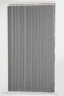 "Blackout Vertical Blind - 137cm (54"") Drop"