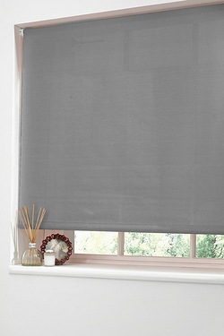 Straight Edge Roller Blind