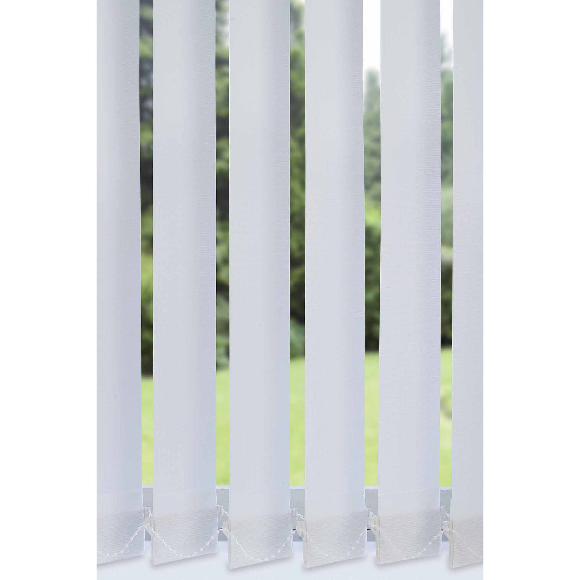 Image of Classic Vertical Blind - 229cm 90 Inch Drop