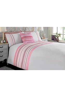 Pretty Ribbon Duvet Set