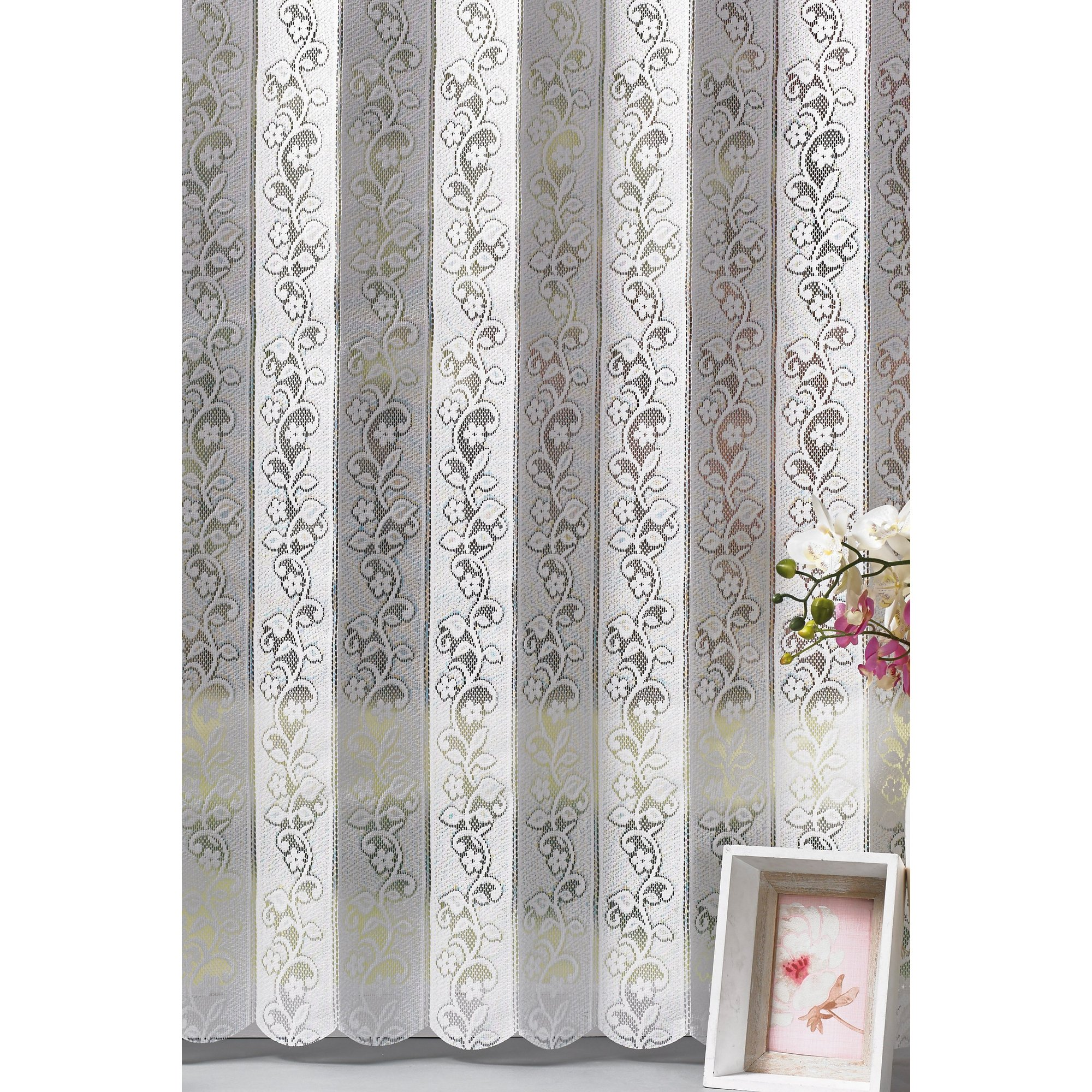 Image of Daisy Easy Fit Louvre Style Blind