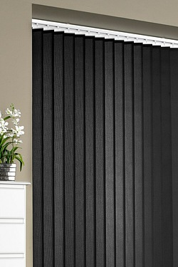 Striped Vertical Blind 90 Drop