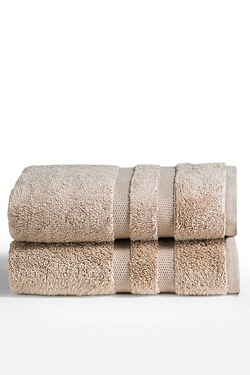 Glamour Luxury Zero Twist Towels