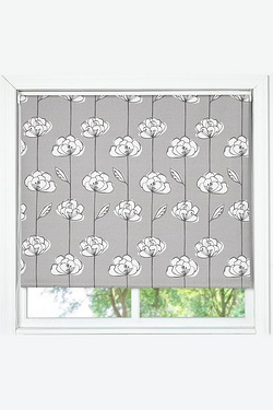 Lotus Blackout Roller Blind