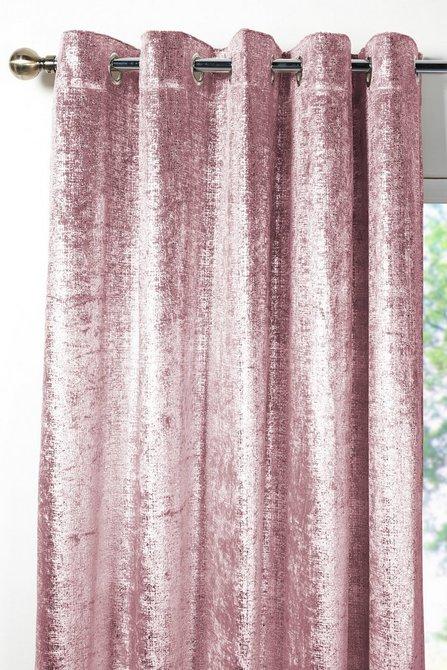 852e99afb247 Image for Venus Metallic Velvet Curtains from studio
