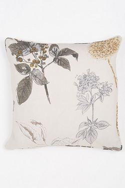 Country Floral Cushion Cover
