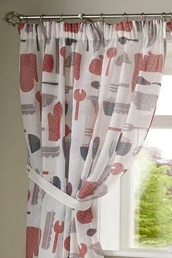 Bistro Kitchen Curtains