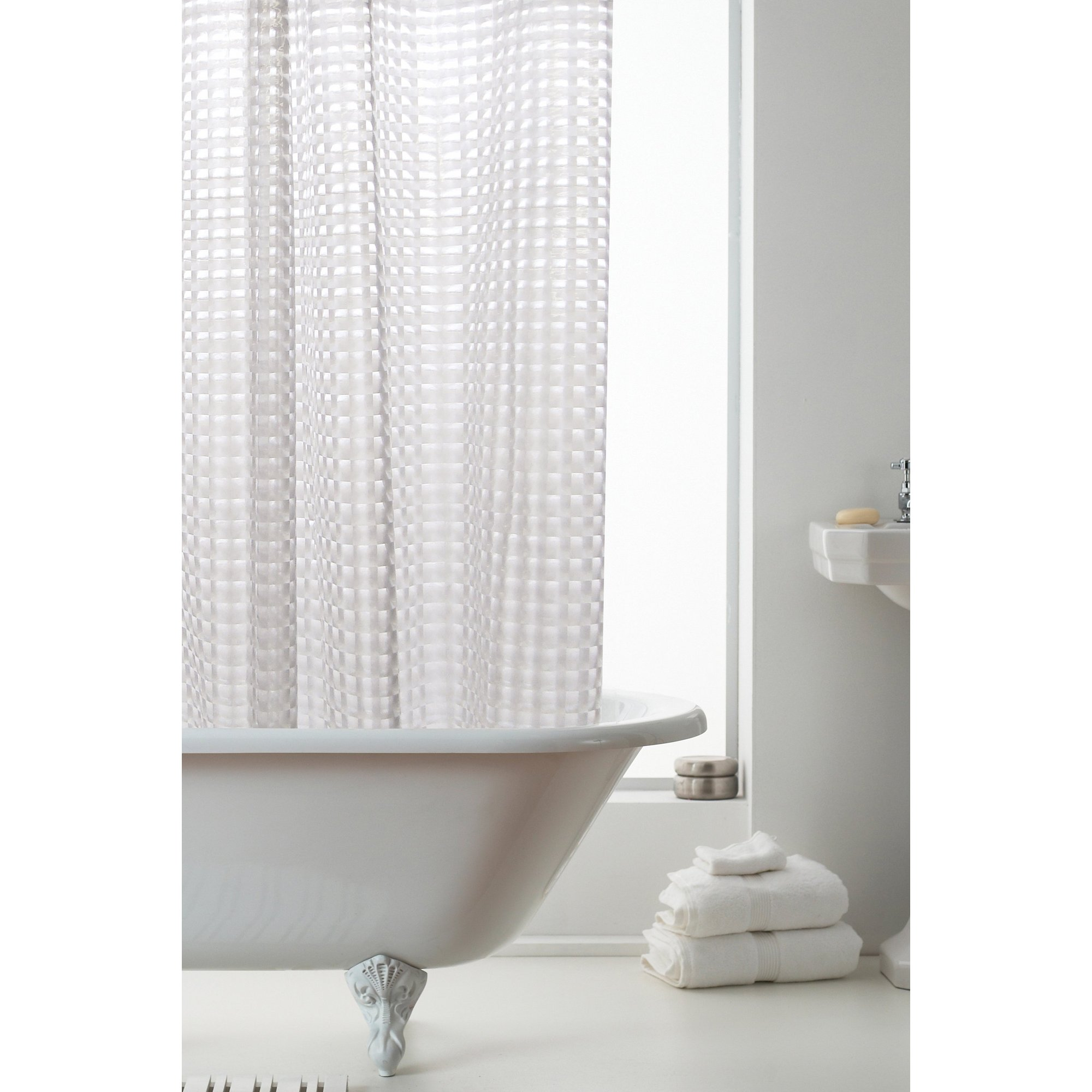 Image of 3D Shower Curtain