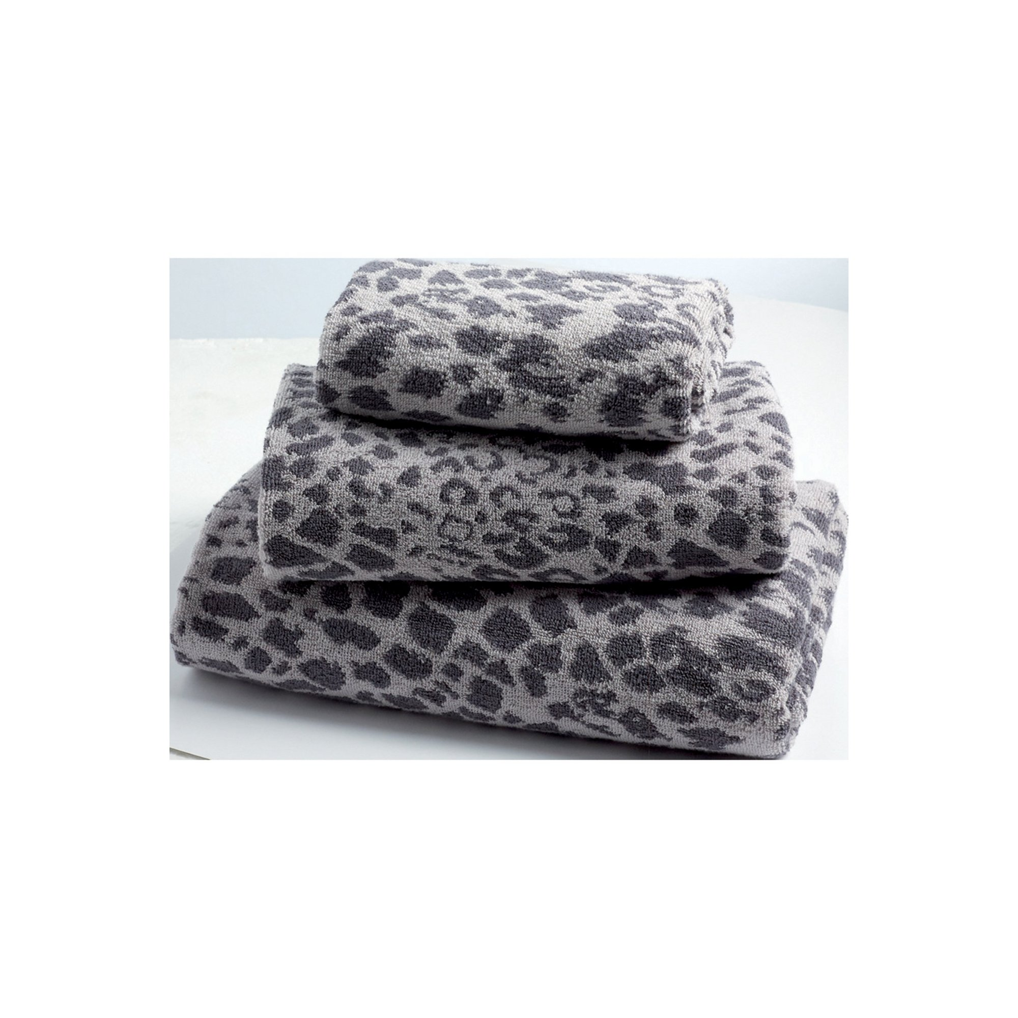 Image of Catherine Lansfield Animal Print Towels