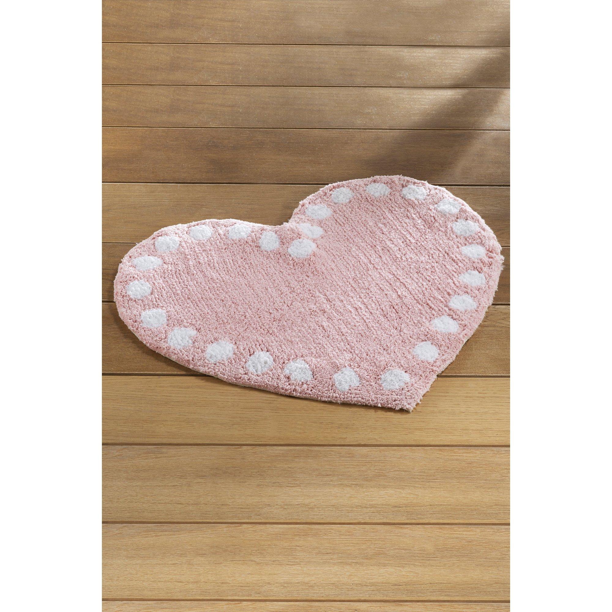 Image of Kingsley Polka Dot Bath Mat