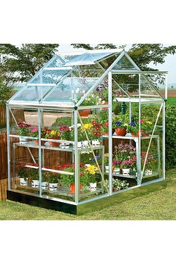 Harmony Easy Assembly Polycarbonate Greenhouse